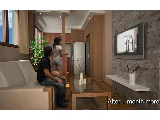 3D анимация за презентация на 1:1 Модел