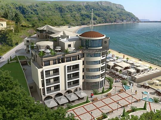 Хотел Каварна