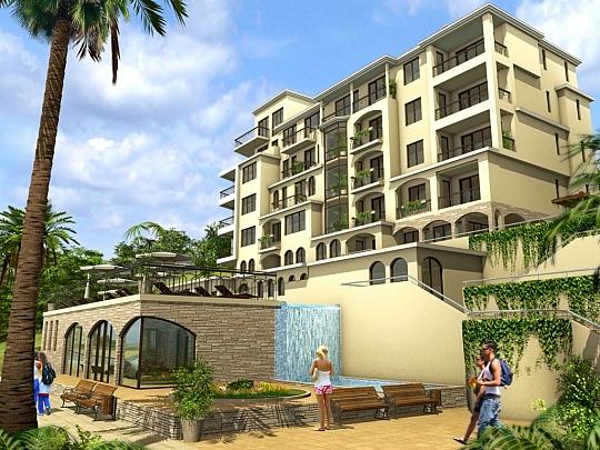 Хотел Кабакум 3D визуализации изработка