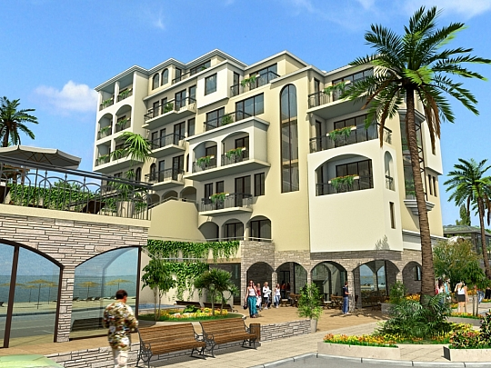 Хотел Кабакум