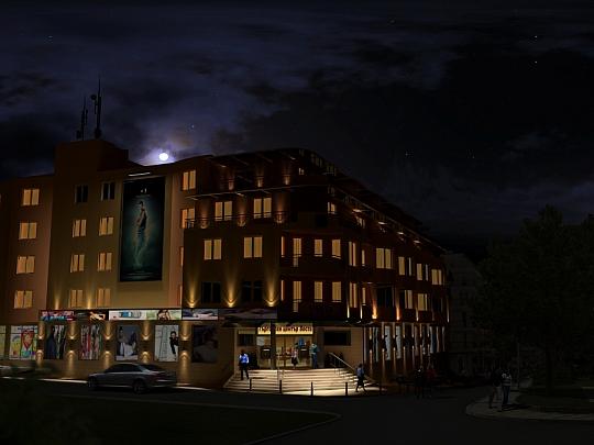 Търговски комплекс Веста