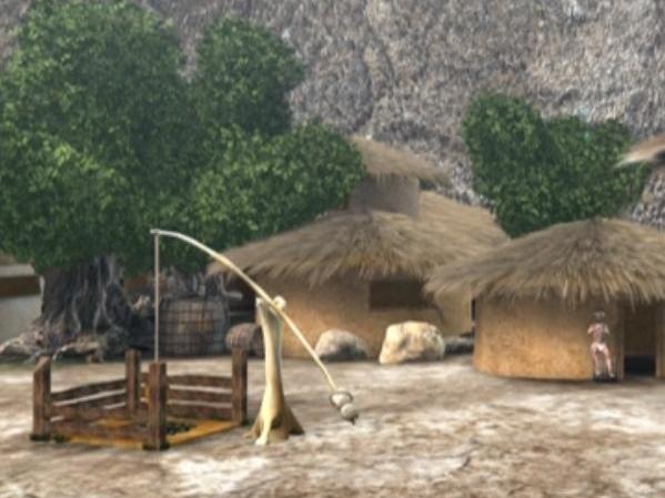 Изработка на 3D анимация Heavenly Warriors