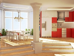 3D визуализации и идеен проект на апартамент