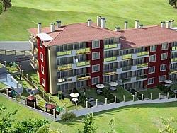 Изработка на 3D визуализации на сграда Траката
