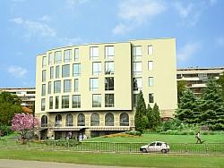 3D визуализация на сграда в квартал Чайка Варна
