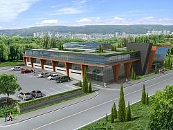 3D визуализации на Офис сграда