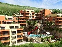 Изработване на 3Д визуализации за жилищна сграда в Каварна