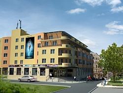 3D анимация и визуализации на Търговски комплекс Веста
