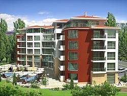 Изработка на визуализации за хотел на Кабакум