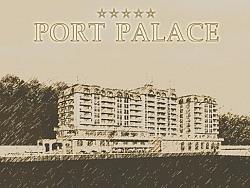 3Д анимация за хотел Порт Палас