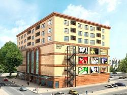 Изработка на 3D анимация за Търговски Център Централ Плаза