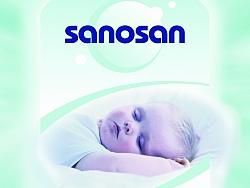 Рекламен видео клип на продукт Sanosan