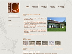 Website development for company Radena