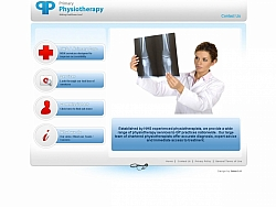 Изработка на уеб сайт за клиника Primary Physiotherapy