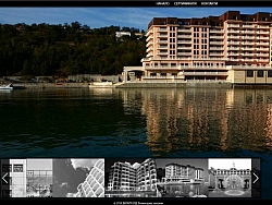 Корпоративен уеб сайт за Архитектурно студио Дизарх