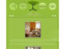 Уеб сайт за студио за психотерапия