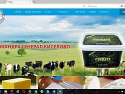 Изработка на корпоративен уеб сайт