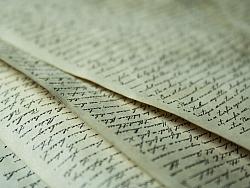 Писане на текст от 300 до 500 думи