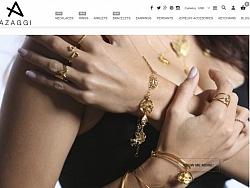 Изработка на онлайн магазин  Azaggi , САЩ