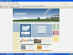 Изработка на фирмен уеб сайт за Агенция за недвижими имоти