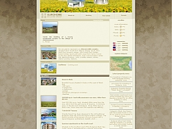 Фирмен уеб сайт за Строително Инвестиционна компания