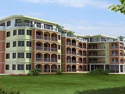 3Д визуализации за жилищна сграда Виница 2