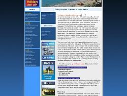 Изработка на сайтове за хотели в Слънчев бряг