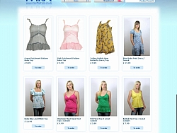 Изработка на онлайн магазин за Микс Ту Фешън