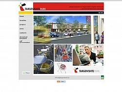 Дизайн и изработка на уеб сайт за Търговище парк
