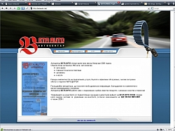 Website for Beta Auto autocentre